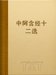 中阿含经十二选小说全本阅读