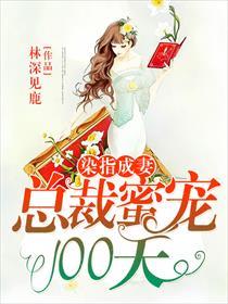 染指成妻:总裁蜜宠100天小说全本阅读